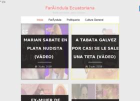 farandulaecuatoriana.com