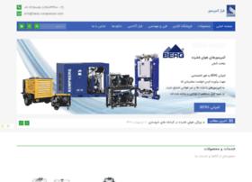 faraz-compressor.com