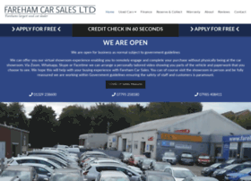 farehamcarsales.co.uk