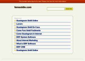 faresoldie.com