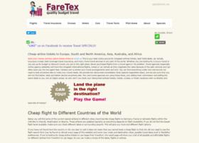 faretex.com