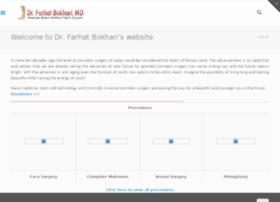 farhatbokhari.com