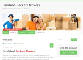 faridabadpackersmovers.org