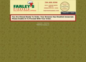 farleyspizzeria.hungerrush.com