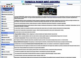 farmaciaandorra.com
