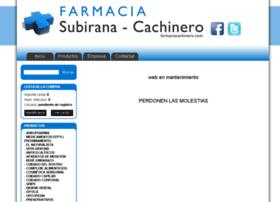 farmaciacachinero.com