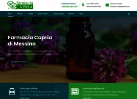 farmaciacapria-messina.it