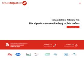 farmaciadelpont.com