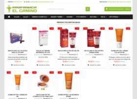 farmaciaelcamino.com