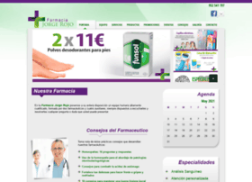 farmaciajorgerojo.es