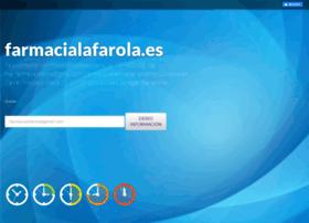 farmacialafarola.es
