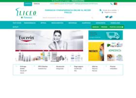 farmacialiceo.com