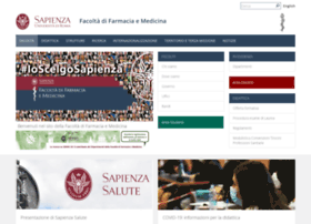 farmaciamedicina.uniroma1.it