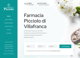 farmaciapicciolo-villafranca.it