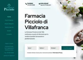 farmaciapicciolo-villafranca.it