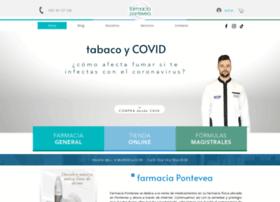 farmaciapontevea.com