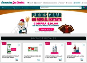 farmaciasannicolas.com