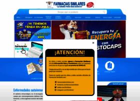 farmaciasdesimilares.com.mx