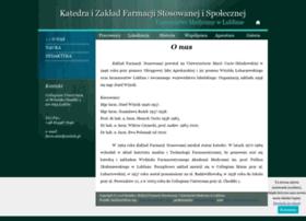 farmacjastosowana.umlub.pl
