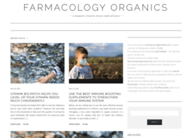 farmacologyorganics.com