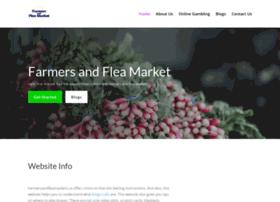 farmersandfleamarkets.ca