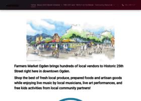 farmersmarketogden.com
