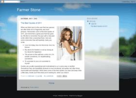 farmerstone.blogspot.com