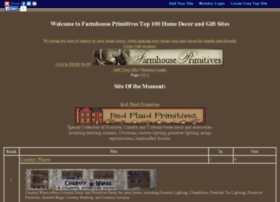 farmhouseprimitives.gotop100.com