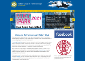 farnboroughrotary.co.uk