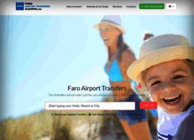 faroairporttransfersalgarve.com