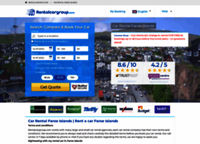 faroeislands.rentalcargroup.com