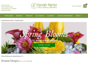 farrahflorist.com