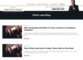 farrinlawblog.com