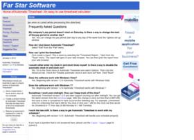 farstarsoftware.com