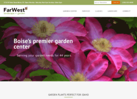 farwestgardencenter.net