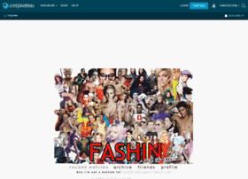 fashin.livejournal.com