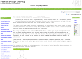 fashion-design-drawing.com
