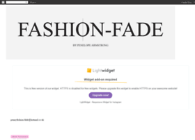 fashion-fade.blogspot.co.uk