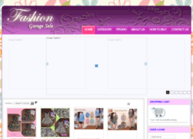 fashion-garagesale.com