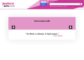 fashion.actu-video.com