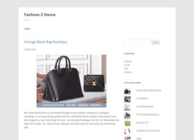 fashion2home.wordpress.com