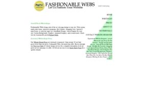 fashionablewebs.com