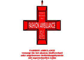 fashionambulance.com