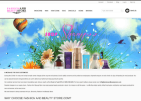 fashionandbeautystore.com