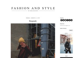 fashionandstylev.blogspot.in