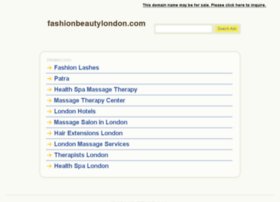 fashionbeautylondon.com