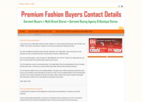 Fashionbuyers.garmentbuyingagents.com