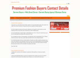 fashionbuyers.garmentbuyingagents.com
