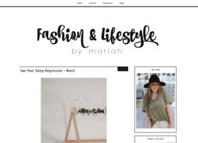 fashionbymariah.com