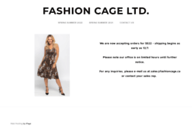 fashioncage.ca